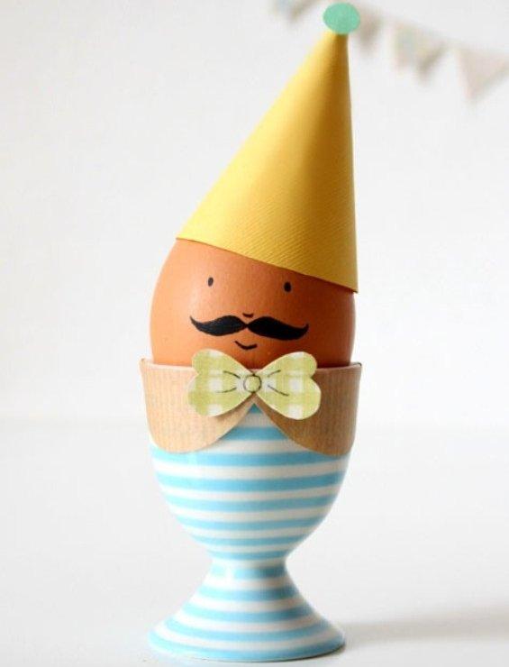 10 оригинални и креативни идеи за украсување на велигденските јајца
