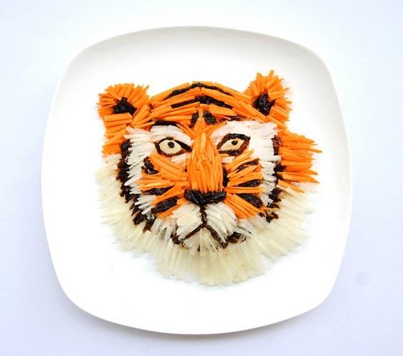 Креативна уметност во чинија
