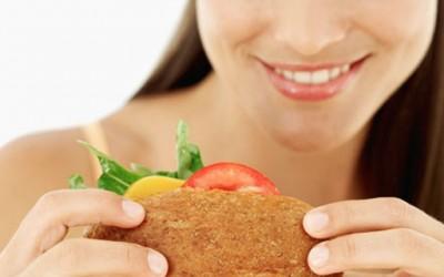 Кога сме среќни јадеме повеќе