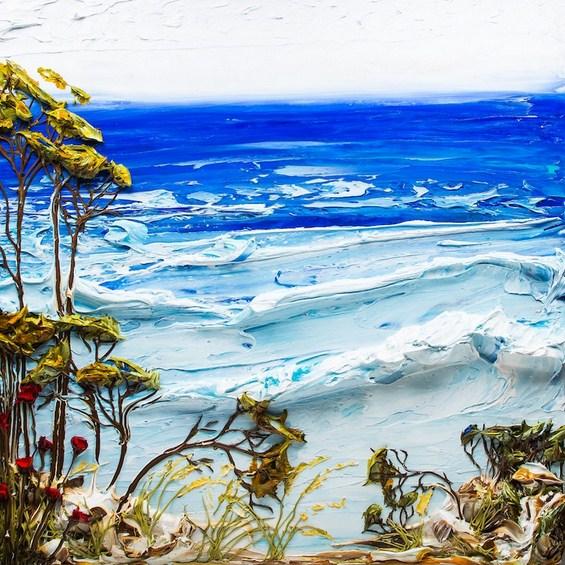 Уметнички слики со маркантен 3Д ефект