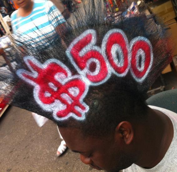 Бизнис од сопствената фризура