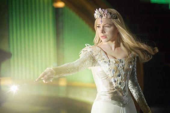 Филм: Големиот и моќен волшебник од Оз (Oz the Great and Powerful)