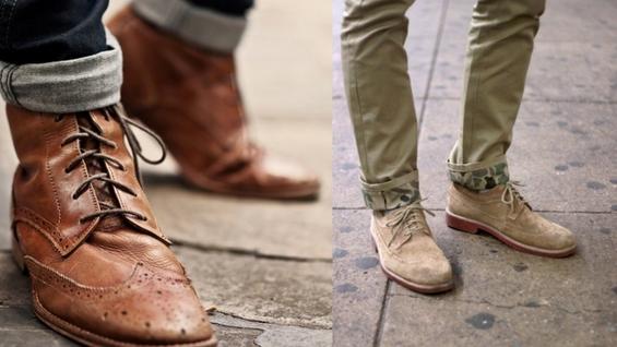 Моден тренд: машки оксфордки