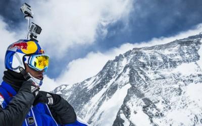 Скок од Монт Еверест – највисокиот скок од планина на сите времиња
