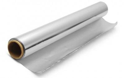 За што може да ви се најде алуминиумската фолија?