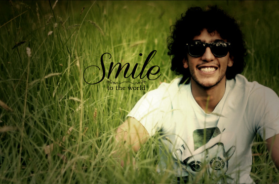 Насмевки од целиот свет