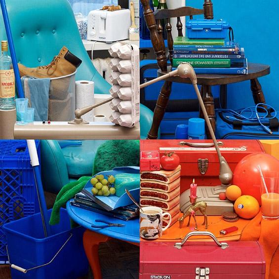 (1) Фантастична фото-илузија: гледате една или четири фотографии?