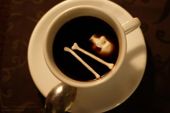 (1) Коски и черепи за послатко утринско кафенце