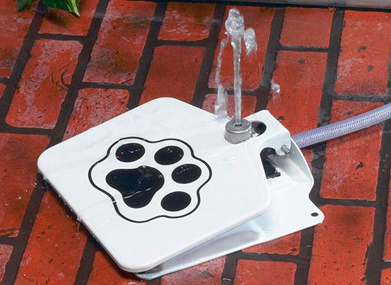 (1) Кул и практична фонтана за кучиња
