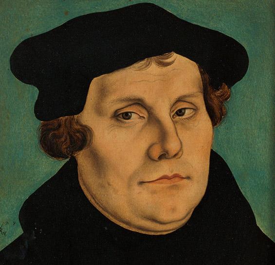 Мартин Лутер (10 ноември 1483 – 18 февруари 1546)