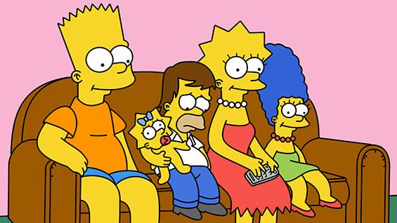 """(1) Рок-верзија на најавната шпица на """"Симпсонови"""""""