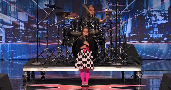Слатко 6-годишно девојче им ги спушти вилиците на членовите на жирито од America's Got Talent