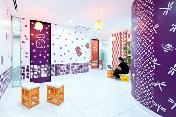 """(10) Канцелариите на """"Гугл"""" во Токио"""