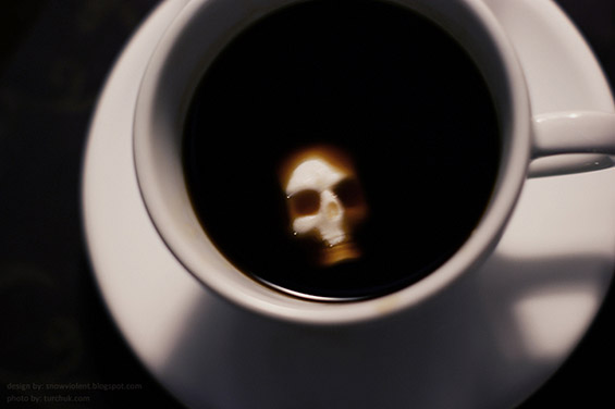 (10) Коски и черепи за послатко утринско кафенце