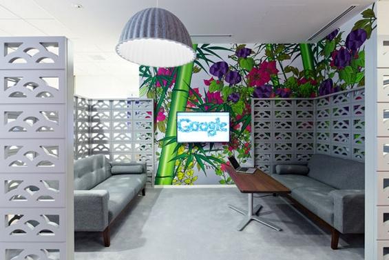 """(13) Канцелариите на """"Гугл"""" во Токио"""