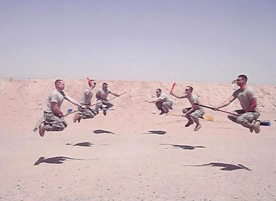"""(2) Магија во армиските редови - војници во """"Хари Потер"""" расположение"""