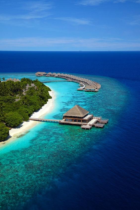 Најновото луксузно изненадување на Малдивите