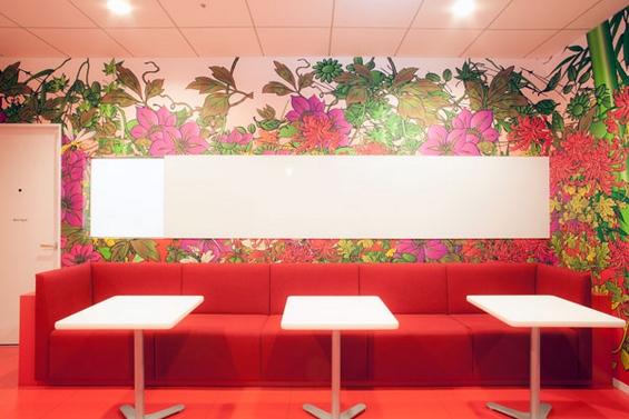 """(20) Канцелариите на """"Гугл"""" во Токио"""