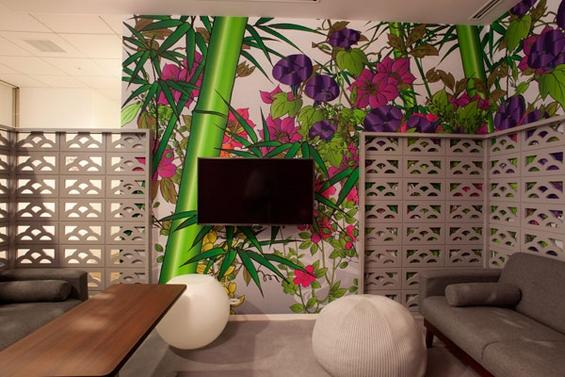 """(23) Канцелариите на """"Гугл"""" во Токио"""