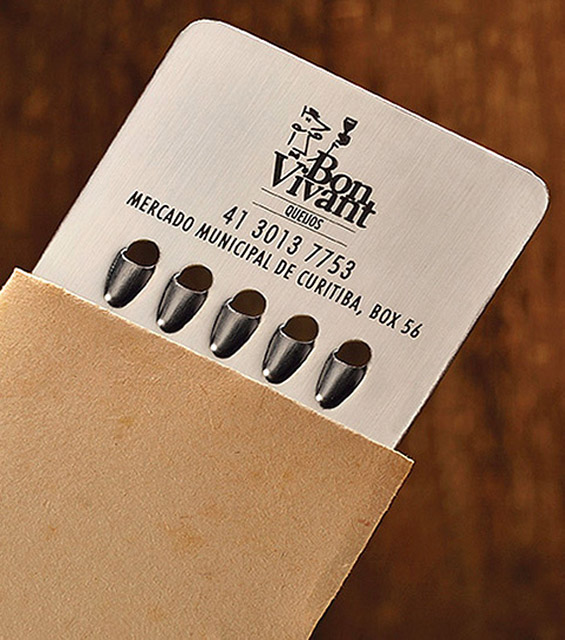 (3) Кул визит-карта која може да ви послужи и како ренде