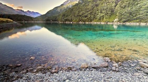 Најчистото езеро во светот