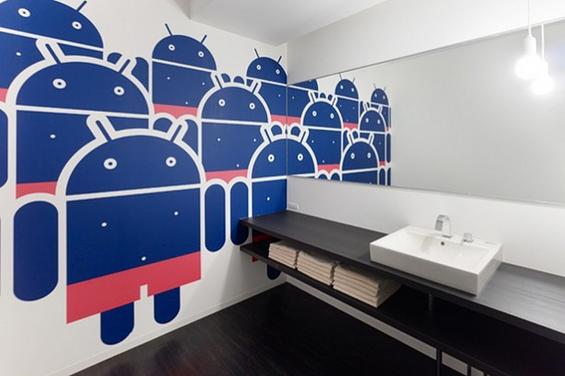 """(6) Канцелариите на """"Гугл"""" во Токио"""