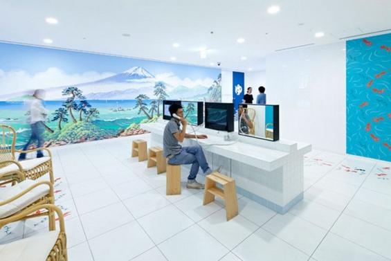 """(8) Канцелариите на """"Гугл"""" во Токио"""