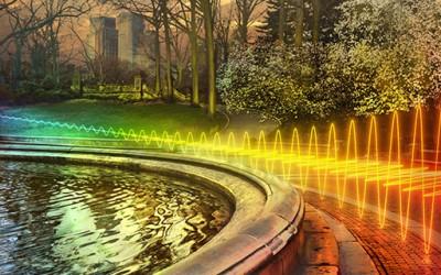 Како би изгледал WiFi сигналот доколку би бил видлив?