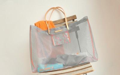 Направи сам: торба за на плажа која не собира песок