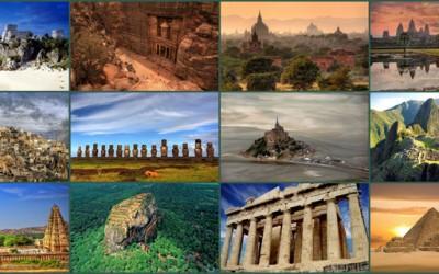 Прекрасни места кои се сметаат за светско наследство