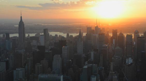 Прекрасниот Њујорк од птичја перспектива