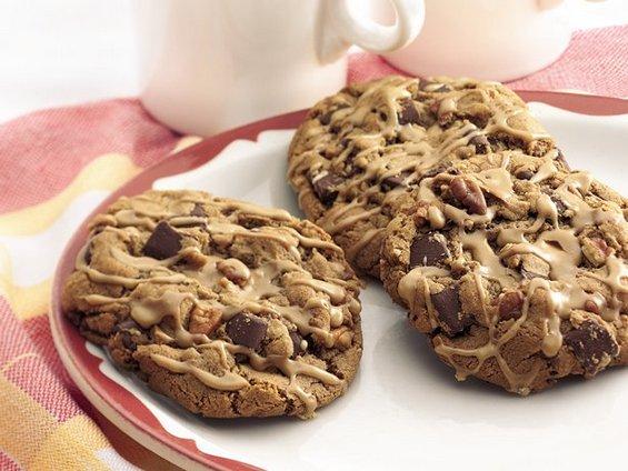 Вкусни колачиња со кафе и чоколадо