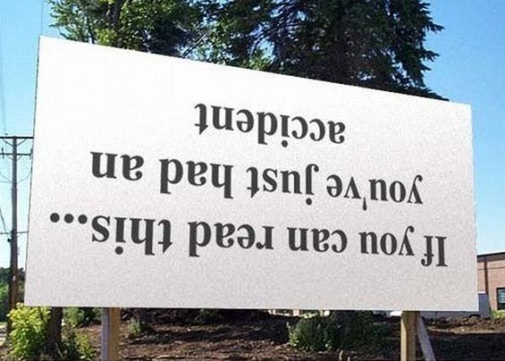 Смешни натписи и знаци поставени на разни места
