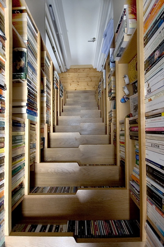 Интересни дизајни за скалите во вашиот дом