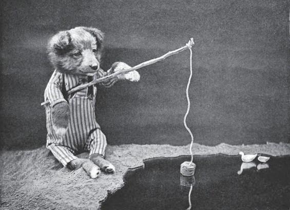 Слатки фотографии со мачки и кучиња стари повеќе од 100 години