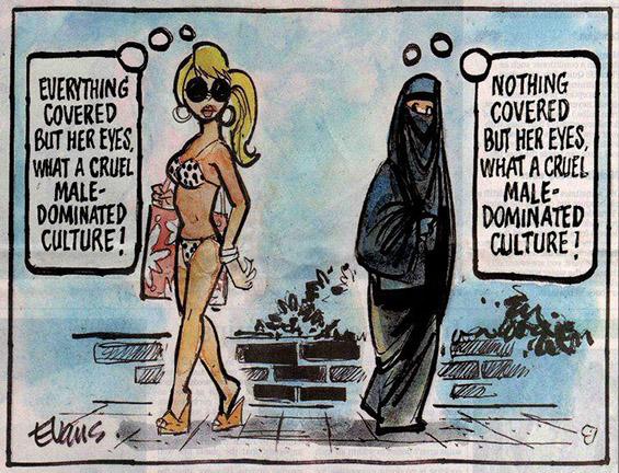 Дали живееме во машки свет?