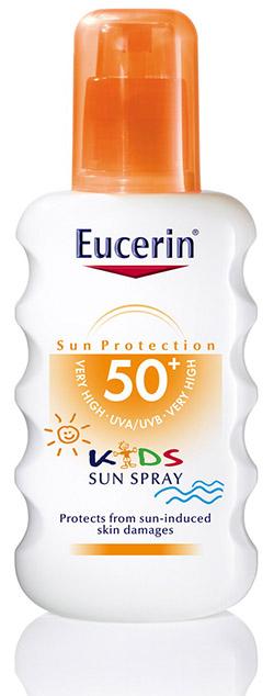 Eucerin Kids Sun Protection – за сонцето да биде радост, а помалку опасност
