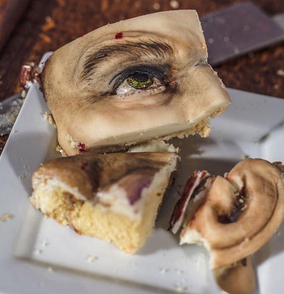 (7) Торта во чест на Декстер - да ти е  страв да ја пробаш :)