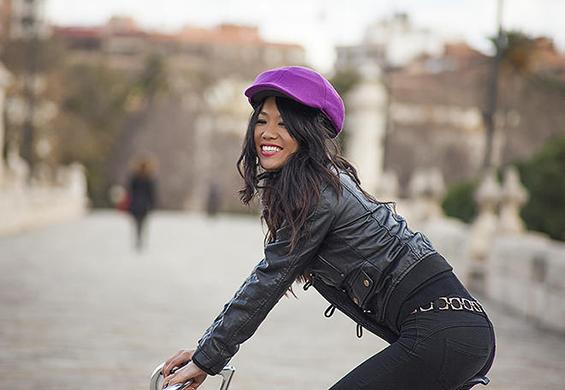 Стилски шлемови за градски велосипедизам