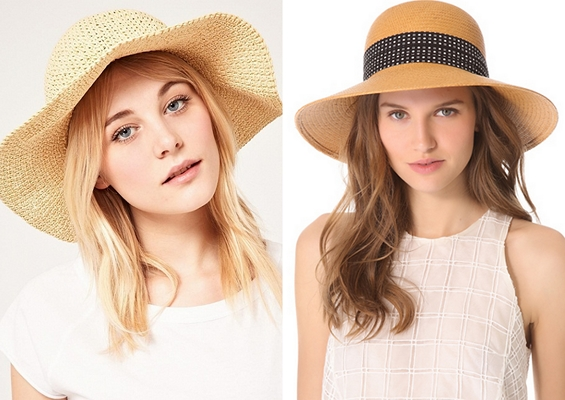 Модерни шешири за ова лето