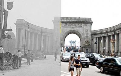 Њујорк во минатото и сегашноста