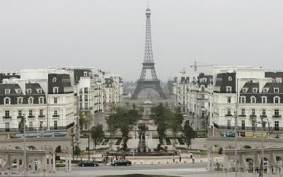 Реплика на Париз во Кина