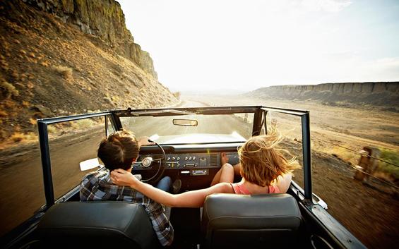 Онлајн водич: патување со кола по светот