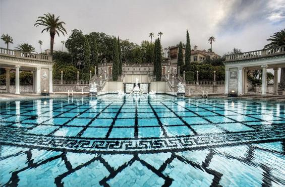 Прекрасен замок во Калифорнија
