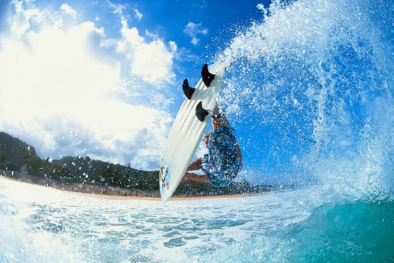 Одлични фотографии со сурфери