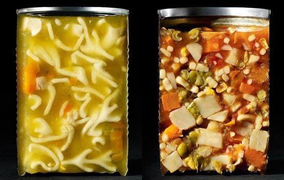 Како би изгледале вашите оброци доколку се пресечени на половина?