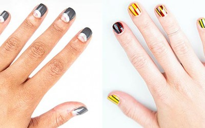 2 туторијали за артистички нокти кои лесно можете да ги направите сами