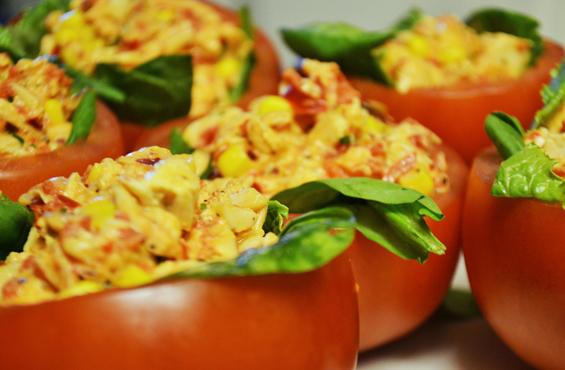 Феноменални полнети домати со интензивен вкус