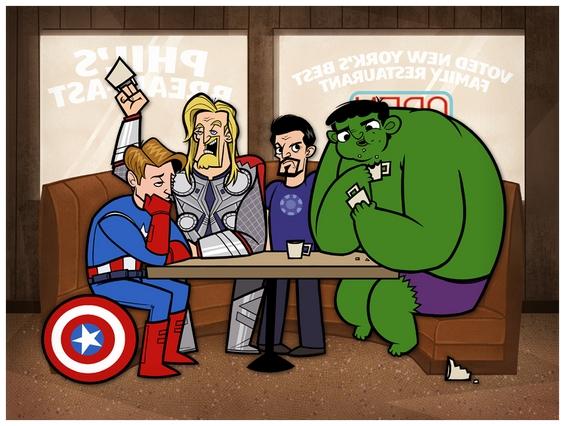Одмазници (The Avengers)
