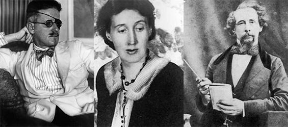 Невообичаените навики на познатите писатели
